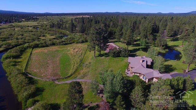 55383 Huntington Road, Bend, OR 97707 (MLS #201807923) :: Fred Real Estate Group of Central Oregon