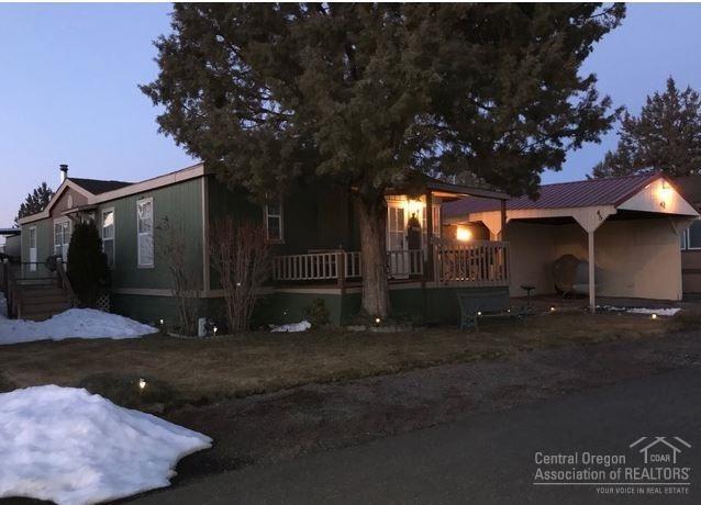 6100 S Hwy 97 #45, Redmond, OR 97756 (MLS #201901794) :: Windermere Central Oregon Real Estate