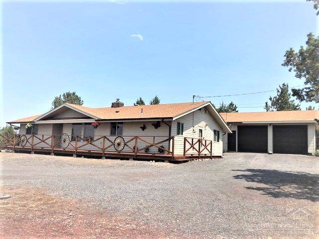 14140 SW Cinder Cone Lp, Terrebonne, OR 97760 (MLS #201906425) :: Windermere Central Oregon Real Estate