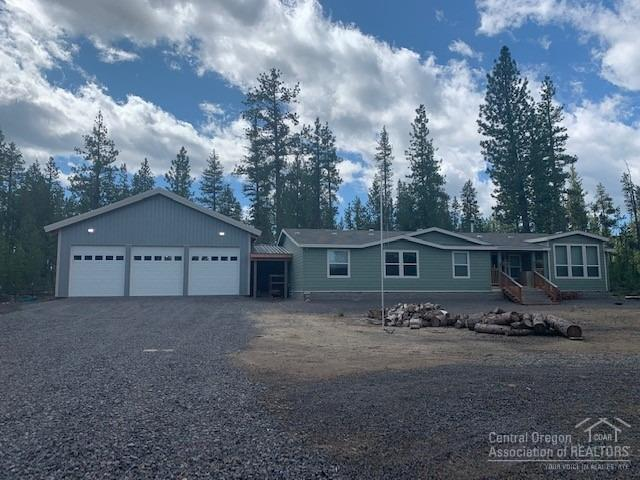 123631 Surveyor Road, Crescent Lake, OR 97733 (MLS #201907527) :: Bend Homes Now