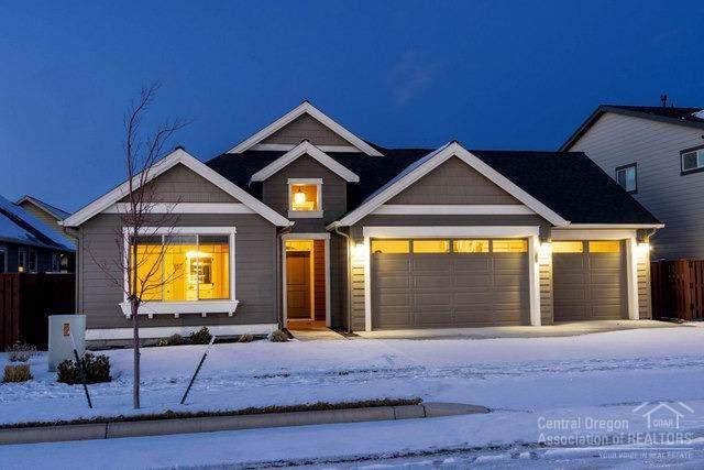 1229 NE Sunrise Street, Prineville, OR 97754 (MLS #201909353) :: Windermere Central Oregon Real Estate