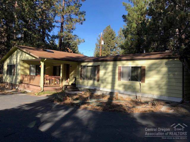60176 Agate, Bend, OR 97702 (MLS #201910329) :: The Ladd Group