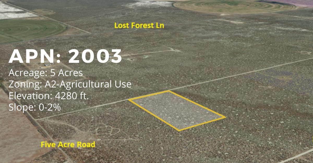Parcel 2003 - Photo 1