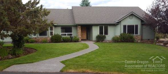 2460 Linnet Lane, Redmond, OR 97756 (MLS #201901516) :: Berkshire Hathaway HomeServices Northwest Real Estate