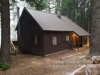 23436 Crescent Lake Rd #17, Crescent Lake, OR 97733 (MLS #201903842) :: Central Oregon Home Pros