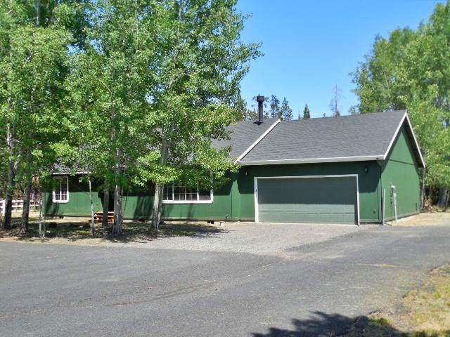 55374 Gross Drive, Bend, OR 97707 (MLS #202001570) :: The Ladd Group