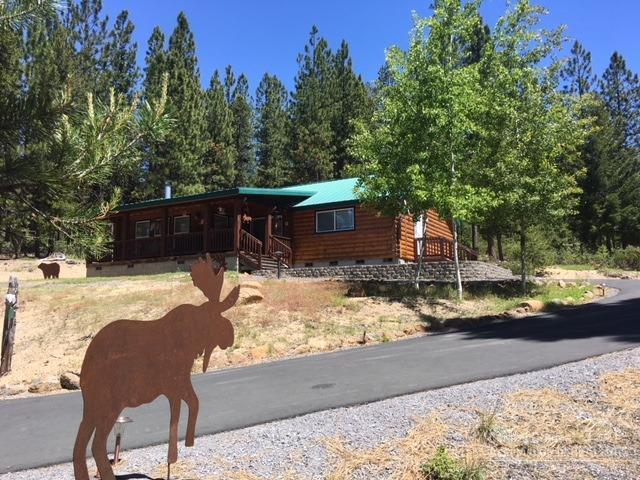 141405 Snowflake Court, Crescent Lake, OR 97733 (MLS #201803445) :: Team Birtola   High Desert Realty
