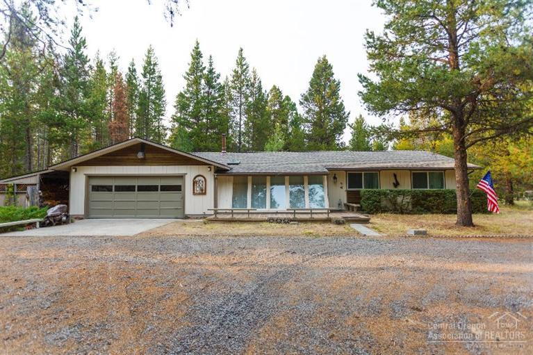 15650 Sunrise Boulevard, La Pine, OR 97739 (MLS #201508191) :: Birtola Garmyn High Desert Realty