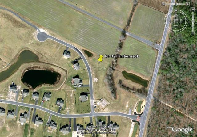 Lot 32 Timberneck Dr, Berlin, MD 21811 (MLS #495035) :: RE/MAX Coast and Country