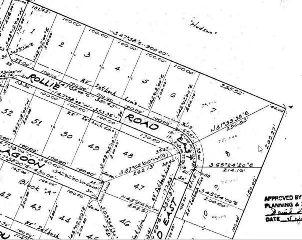 Rollie Road East Rd, Bishopville, MD 21813 (MLS #500063) :: Condominium Realty, LTD