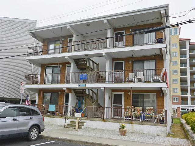 21 141st St #6, Ocean City, MD 21842 (MLS #510978) :: Atlantic Shores Realty