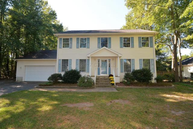12011 Woodsman Point Rd, Bishopville, MD 21813 (MLS #512829) :: The Windrow Group