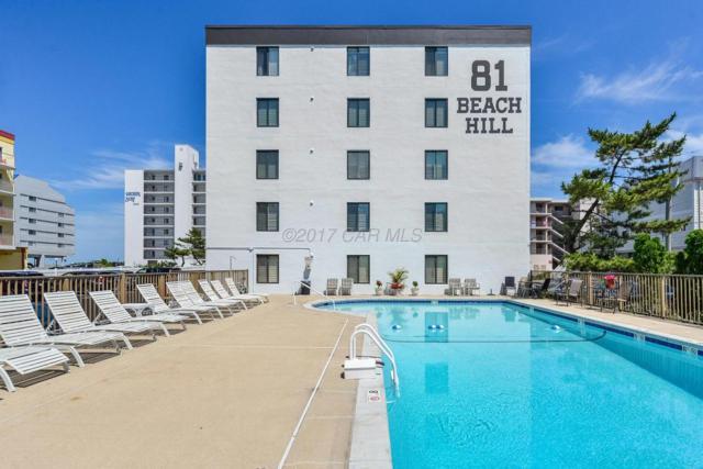 10 81st St #303, Ocean City, MD 21842 (MLS #513789) :: Atlantic Shores Realty