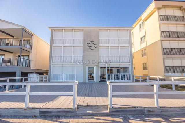 2007 Atlantic Ave #1, Ocean City, MD 21842 (MLS #514403) :: The Windrow Group