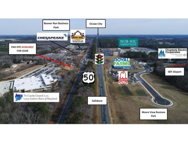 Route 50, Salisbury, MD 21804 (MLS #515434) :: Brandon Brittingham's Team