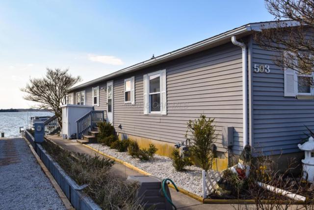 503 Harbour Dr, Ocean City, MD 21842 (MLS #515725) :: The Rhonda Frick Team
