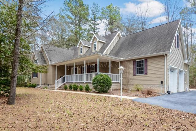 6601 Pitch Pine Dr, Snow Hill, MD 21863 (MLS #515763) :: Condominium Realty, LTD