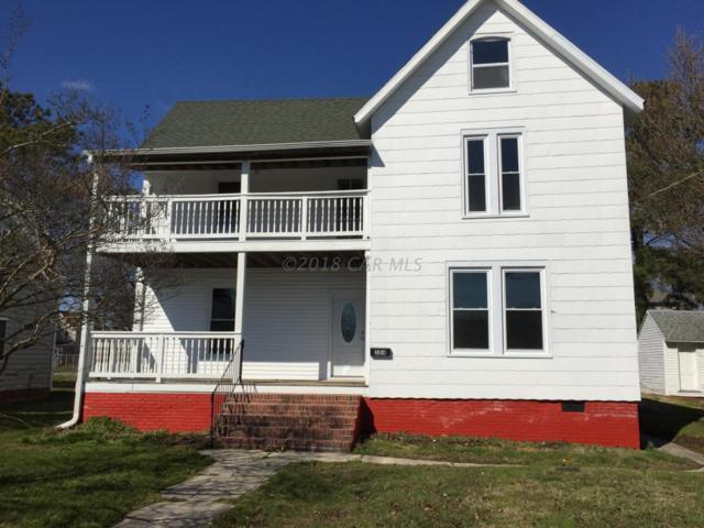 304 Pine St, Crisfield, MD 21817 (MLS #516005) :: RE/MAX Coast and Country