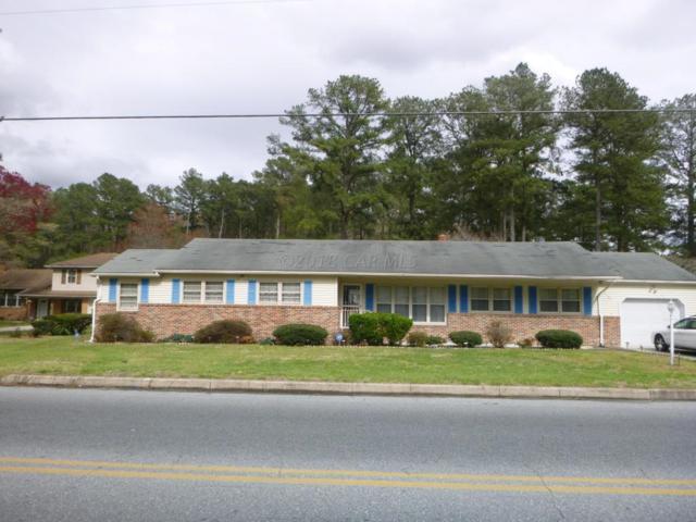1207 N W Rd, Salisbury, MD 21801 (MLS #516145) :: Brandon Brittingham's Team