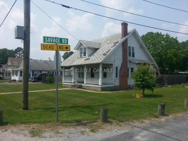 9805 Savage Rd, Ocean City, MD 21842 (MLS #516634) :: Atlantic Shores Realty