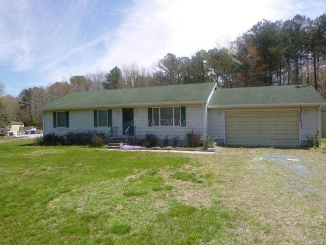 7899 Jones Hastings Rd, Parsonsburg, MD 21849 (MLS #516670) :: Condominium Realty, LTD