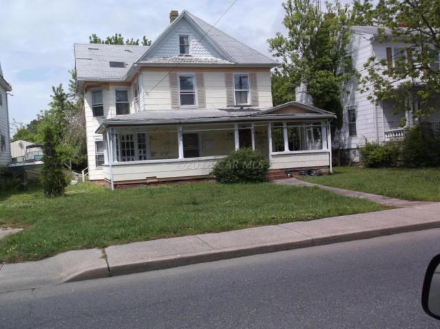 30 W Main St, Crisfield, MD 21817 (MLS #516828) :: Brandon Brittingham's Team