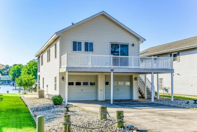 10 Clubhouse Dr, Ocean Pines, MD 21811 (MLS #516898) :: Atlantic Shores Realty