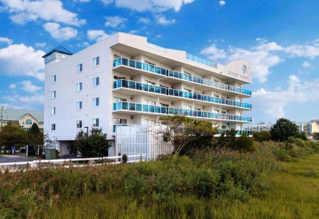 105 63rd St #201, Ocean City, MD 21842 (MLS #514360) :: RE/MAX Coast and Country