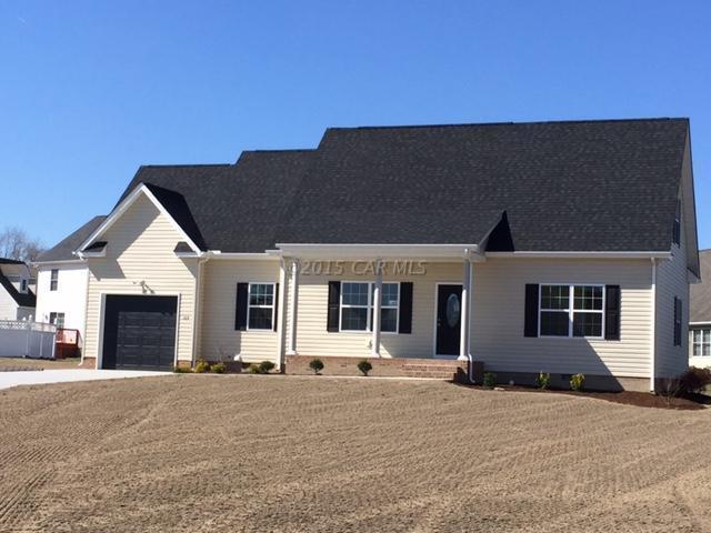 109 Chelsea Ann Ln, Fruitland, MD 21826 (MLS #494752) :: Condominium Realty, LTD