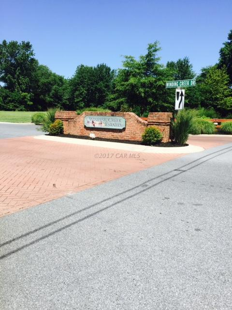 Lot 36 Winding Creek Dr, Ocean City, MD 21842 (MLS #510162) :: RE/MAX Coast and Country