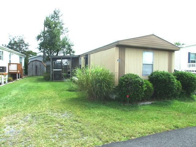 9916 Golf Course Rd. #45, Ocean City, MD 21842 (MLS #512303) :: Condominium Realty, LTD