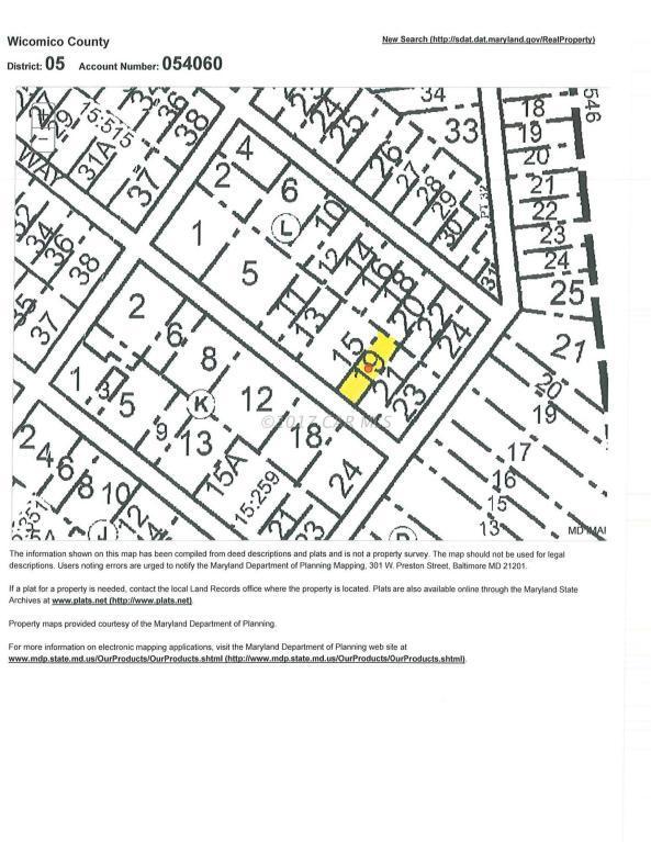 Address Not Published, Salisbury, MD 21804 (MLS #512946) :: The Rhonda Frick Team