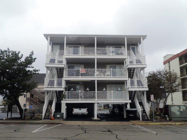 12907 Assawoman Dr 3S, Ocean City, MD 21842 (MLS #513024) :: Atlantic Shores Realty