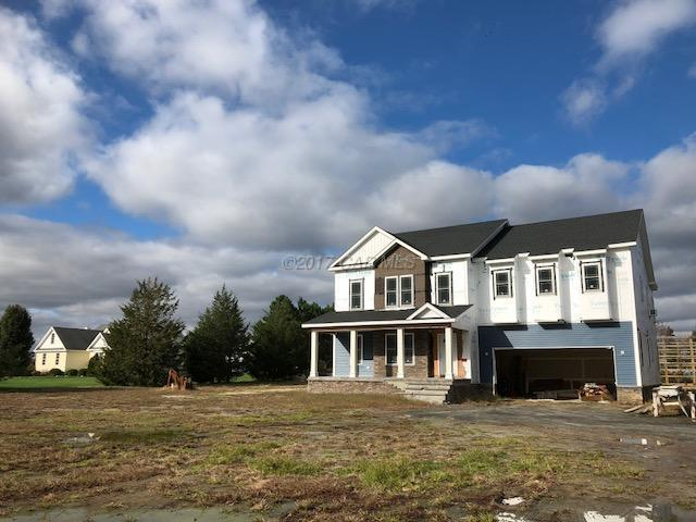 11439 St Martins Neck Rd, Bishopville, MD 21813 (MLS #513488) :: The Windrow Group