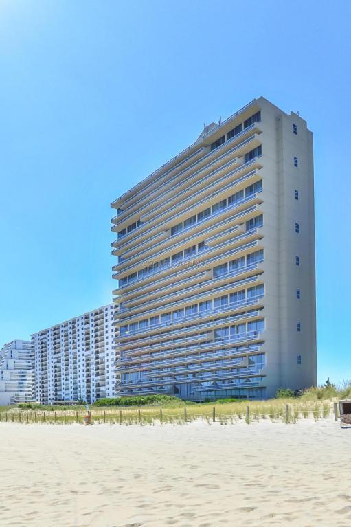9900 Coastal Hwy #705, Ocean City, MD 21842 (MLS #516193) :: Atlantic Shores Realty