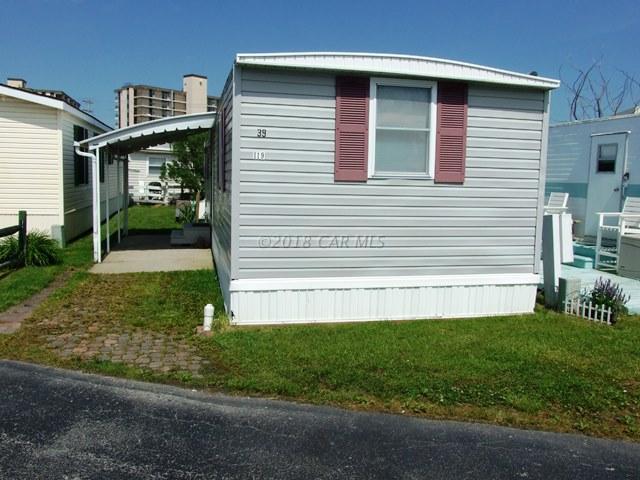 119 Marine Ct, Ocean City, MD 21842 (MLS #516926) :: The Rhonda Frick Team