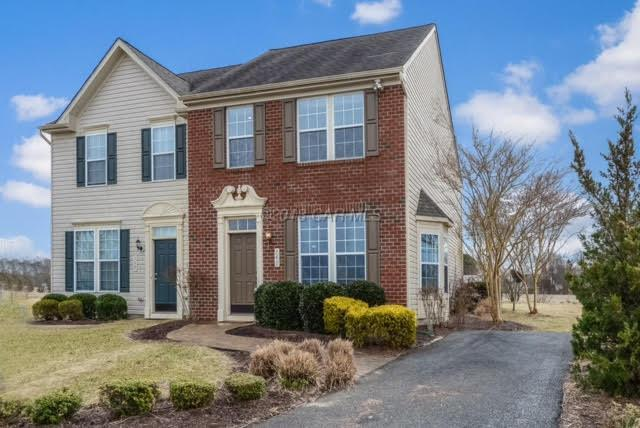 741 Wye Oak Dr, Fruitland, MD 21826 (MLS #514676) :: RE/MAX Coast and Country