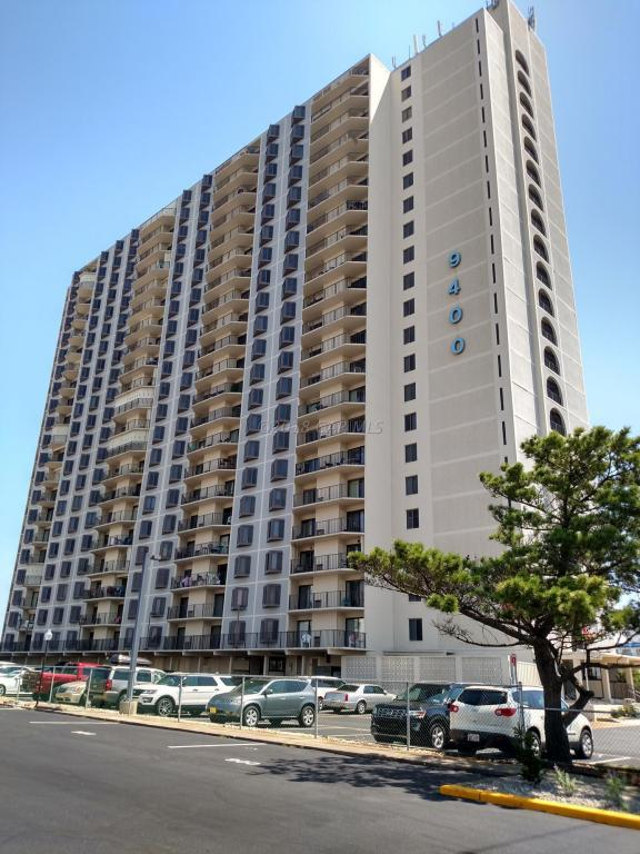 9400 Coastal Hwy #1801, Ocean City, MD 21842 (MLS #514953) :: The Windrow Group
