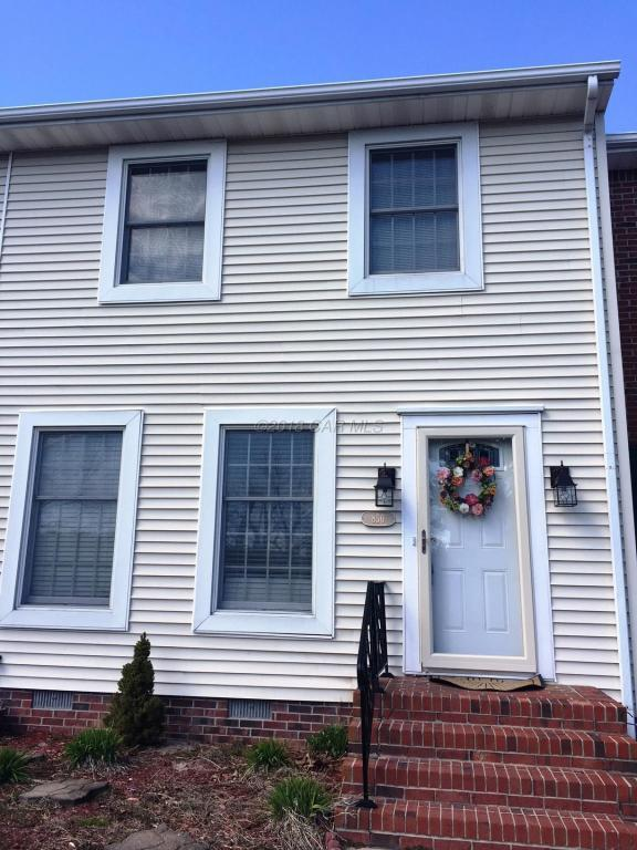 856 Beaglin Park Dr, Salisbury, MD 21804 (MLS #515562) :: Atlantic Shores Realty