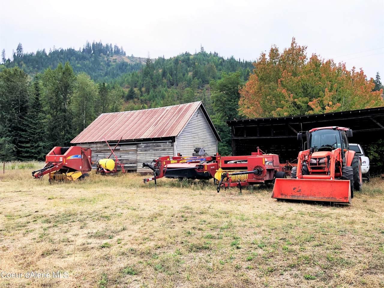 Hay Harvesting - Photo 1