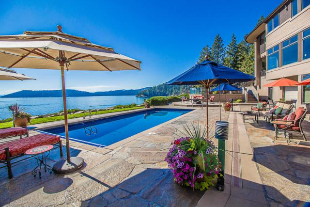 1600 E Resort Beach Ln, Coeur d'Alene, ID 83814 (#17-10809) :: The Spokane Home Guy Group