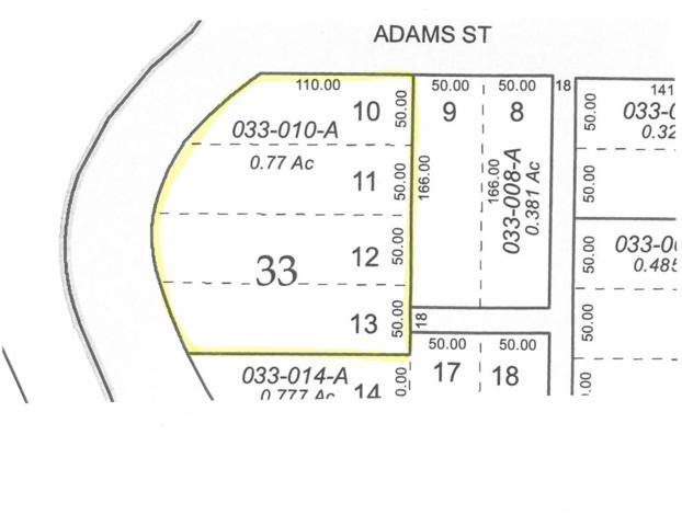 1st Ave & Adams Street, Spirit Lake, ID 83869 (#17-6987) :: Link Properties Group