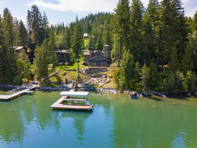 2665 Lakeshore Dr, Sagle, ID 83860 (#18-10617) :: Link Properties Group