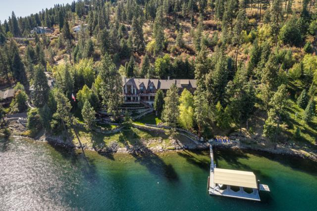 4736 S Threemile Point Rd, Coeur d'Alene, ID 83814 (#18-12042) :: Northwest Professional Real Estate