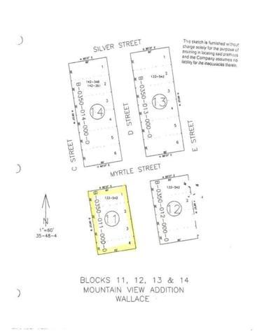 NKA Blk 11 Ediams Mt View Add, Wallace, ID 83873 (#18-12633) :: Windermere Coeur d'Alene Realty