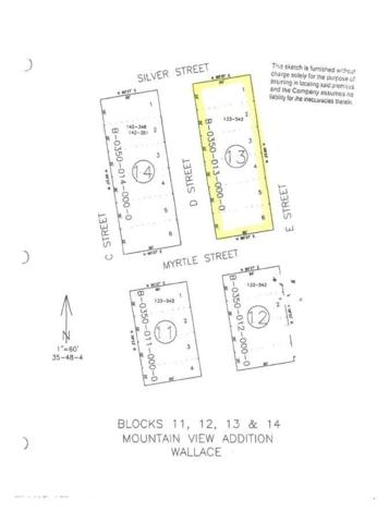 NKA Blk 13 Ediams Mt View Add, Wallace, ID 83873 (#18-12636) :: Windermere Coeur d'Alene Realty