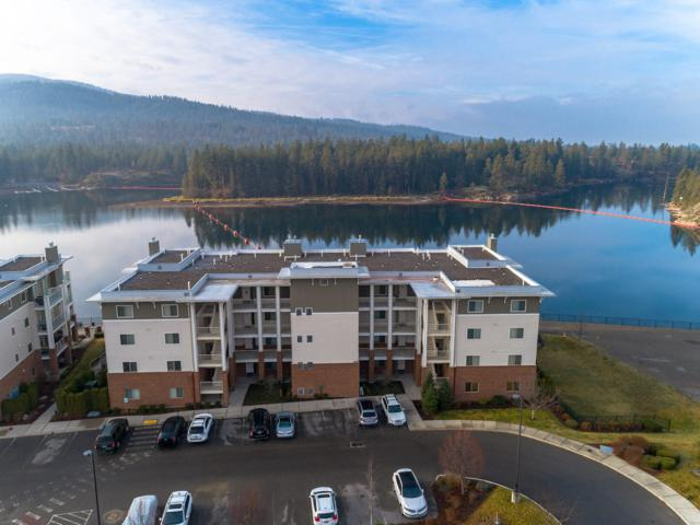 355 W Waterside Dr #305, Post Falls, ID 83854 (#18-12654) :: Chad Salsbury Group