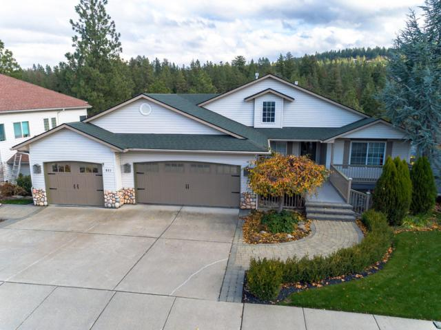 821 S Majestic View Dr, Post Falls, ID 83854 (#18-12657) :: Chad Salsbury Group