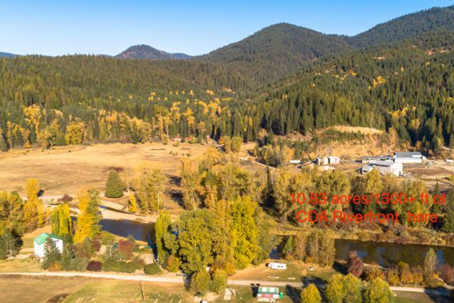 NNA Old River Rd, Kingston, ID 83839 (#18-12871) :: Windermere Coeur d'Alene Realty