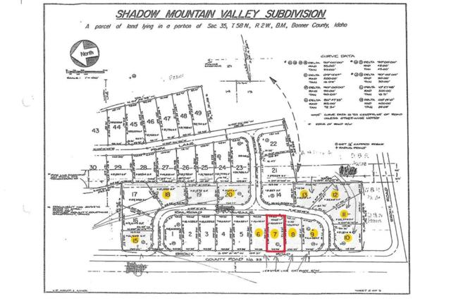 Lot 7 Shadow Mountain Valley, Sandpoint, ID 83864 (#18-2964) :: Northwest Professional Real Estate